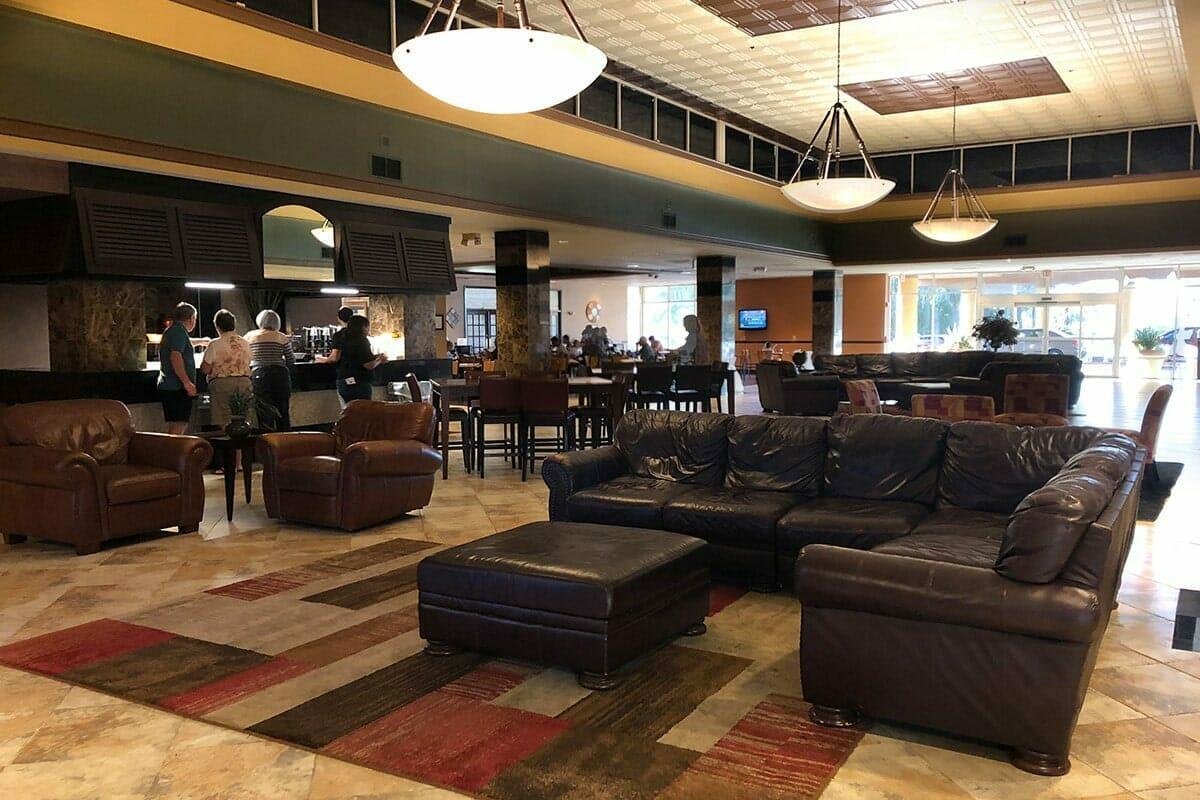 Baymont Inn and Suites Disney Orlando Hotel Lobby 2
