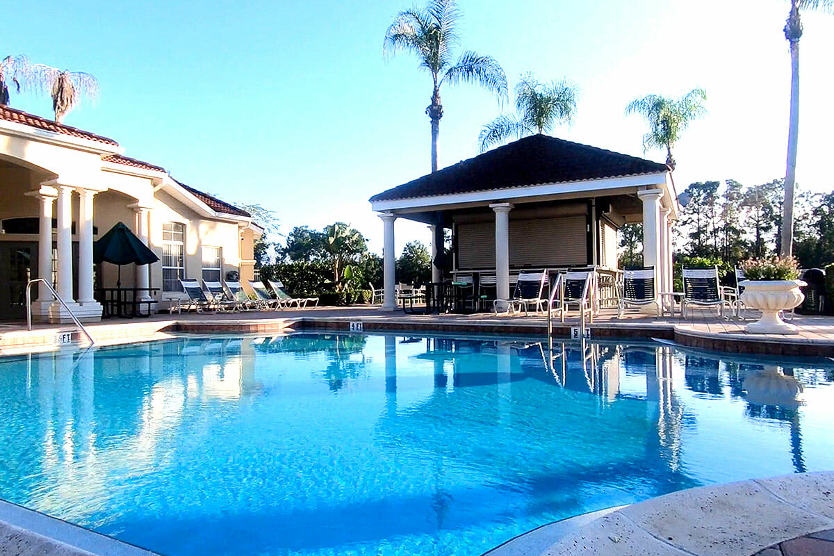 Emerald Island Vacation Town Home Pool 3