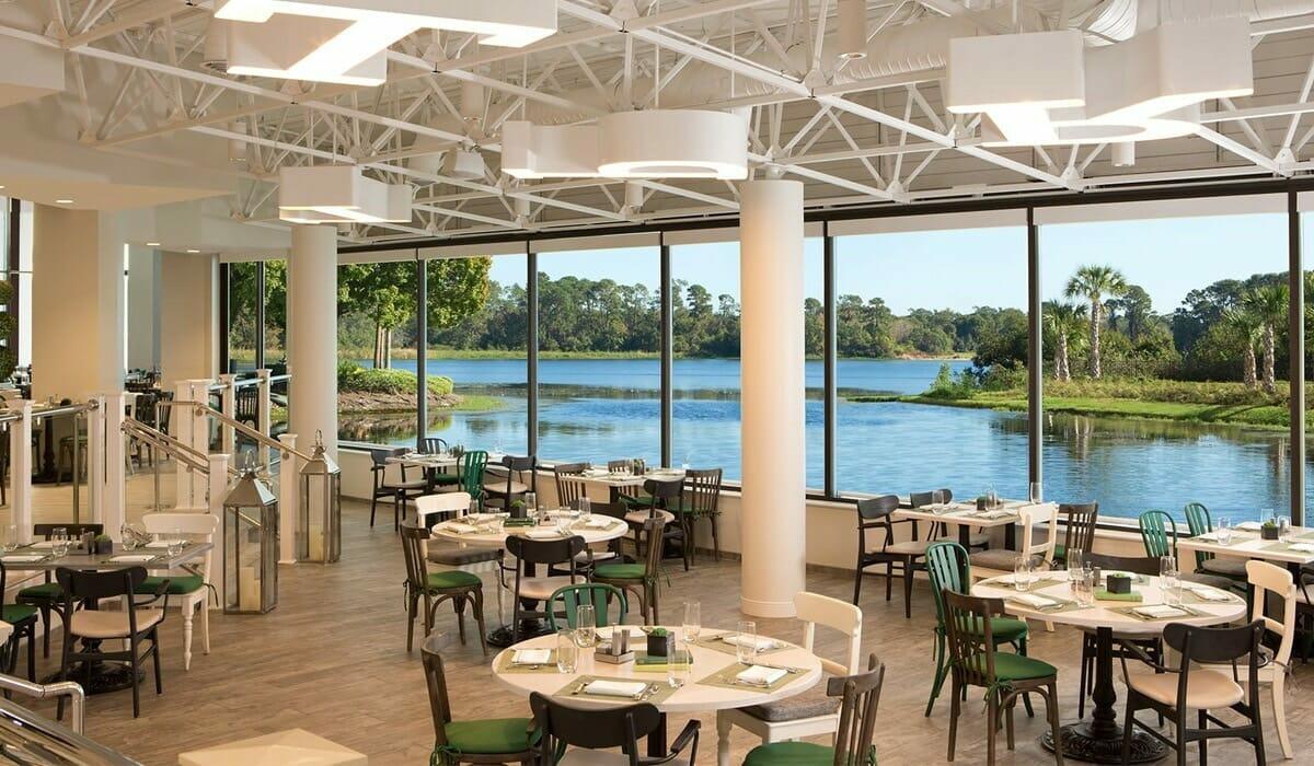 Hilton Buena Vista Palace Dinning