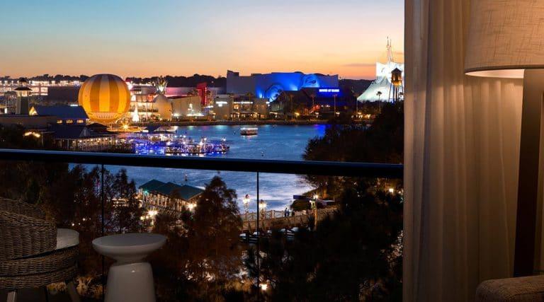 Hilton Buena Vista Palace Disney Spring