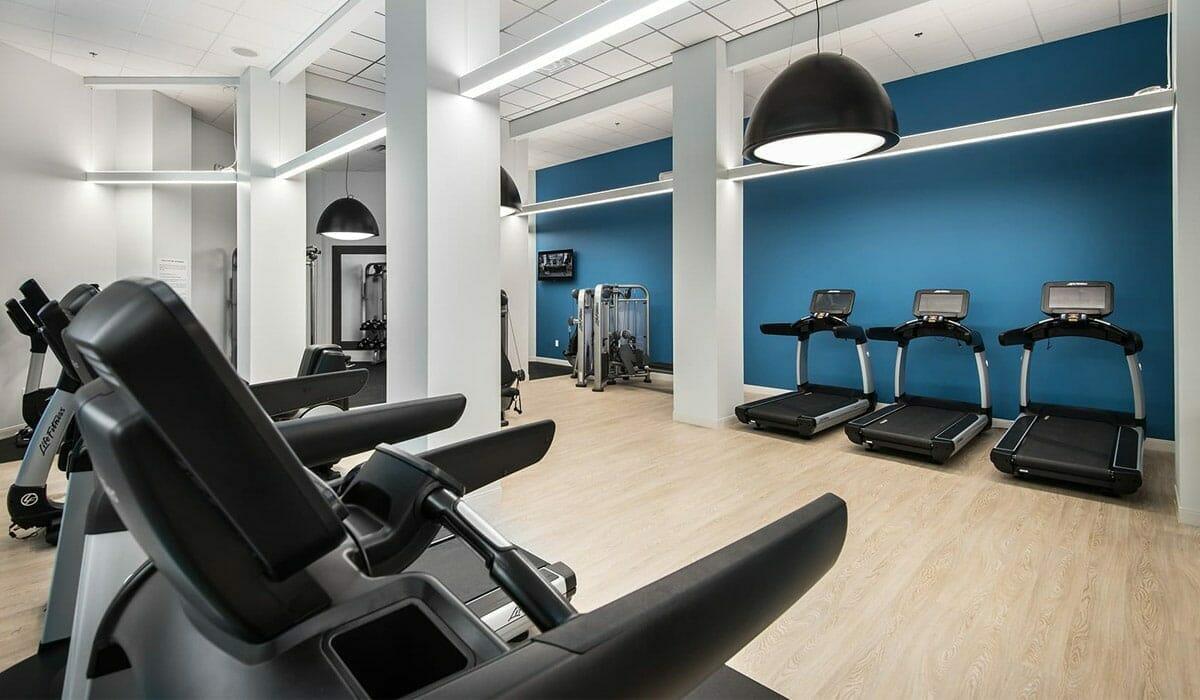 Hilton Buena Vista Palace Fitness