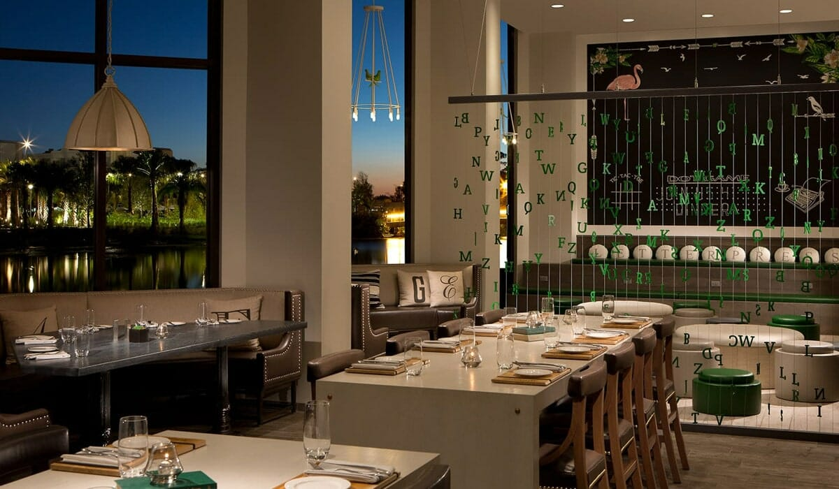 Hilton Buena Vista Palace Restaurant