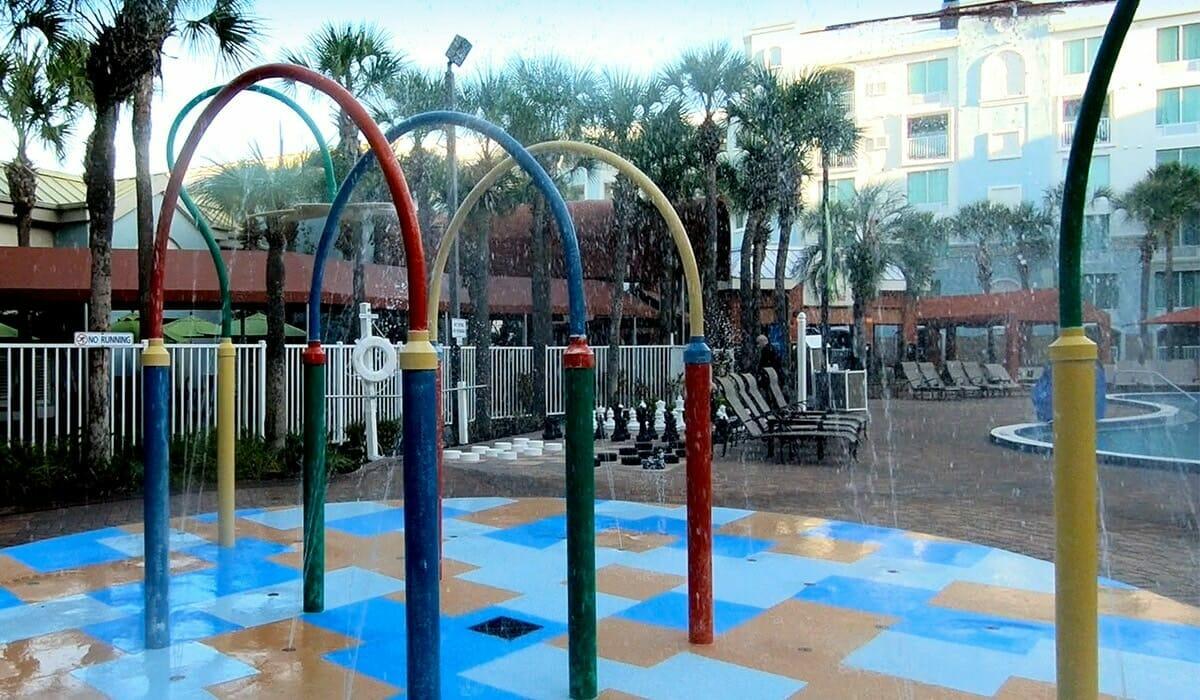Holiday Inn Lake Buena Vista Orlando Hotel Kids - OrlandoVacation