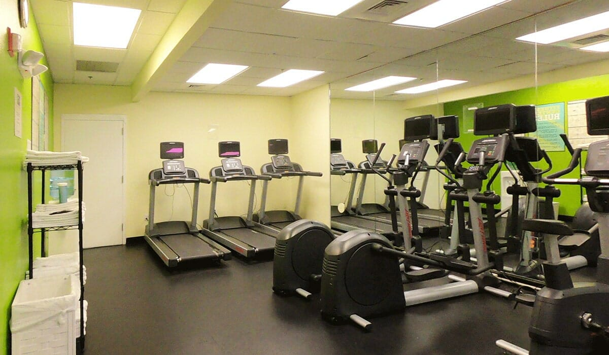 Holiday Inn Suites Waterpark Orlando Hotel Fitness