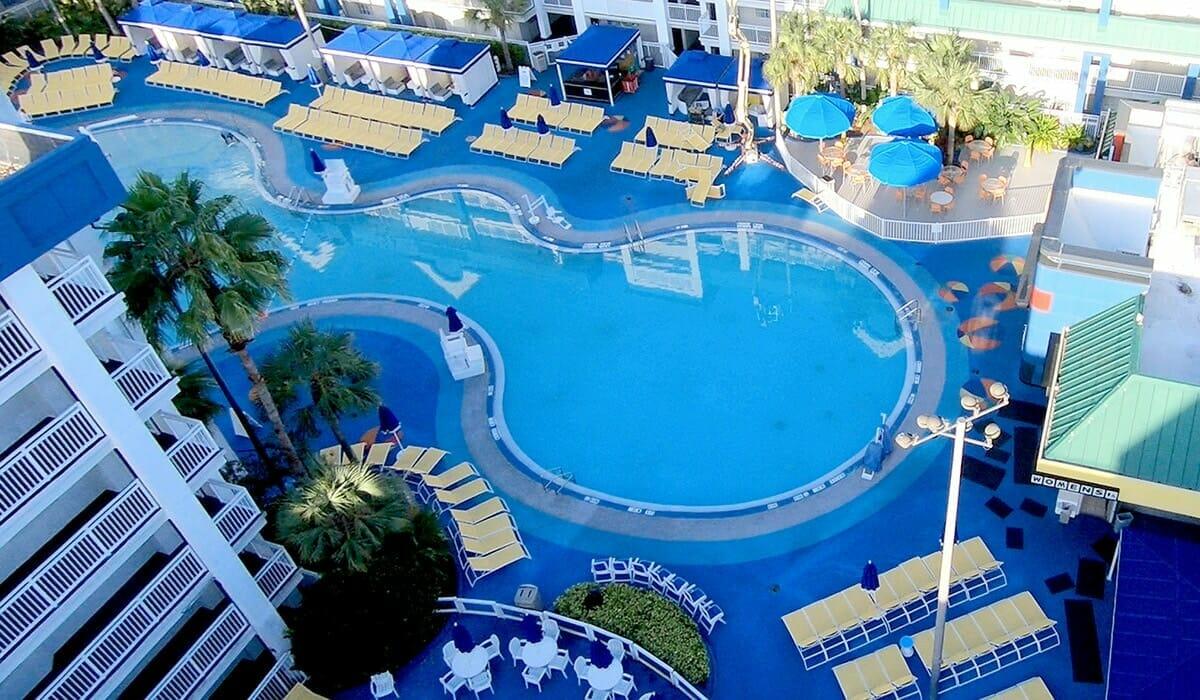 Holiday Inn Suites Waterpark Orlando Hotel Pool