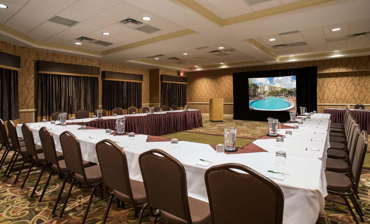 Hyatt-Lake-Buena-Vista-Hotel-Meeting-Space-U-Shape