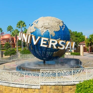 Universal Studios Attraction