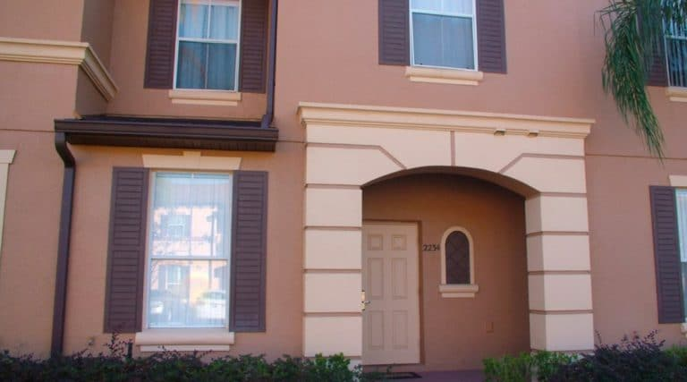 Regal Palm Resort Vacation Town Home 3 Bedroom 4