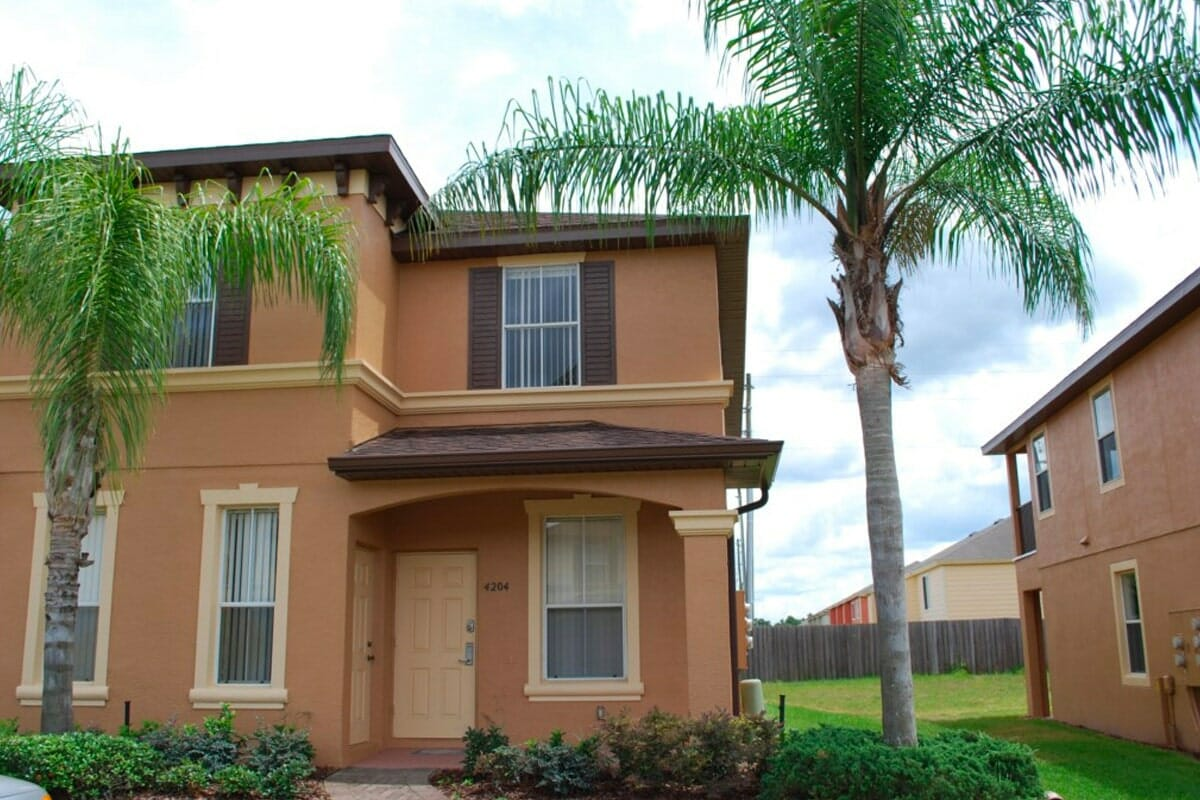 Regal Palm Resort Vacation Town Home 4 Bedroom