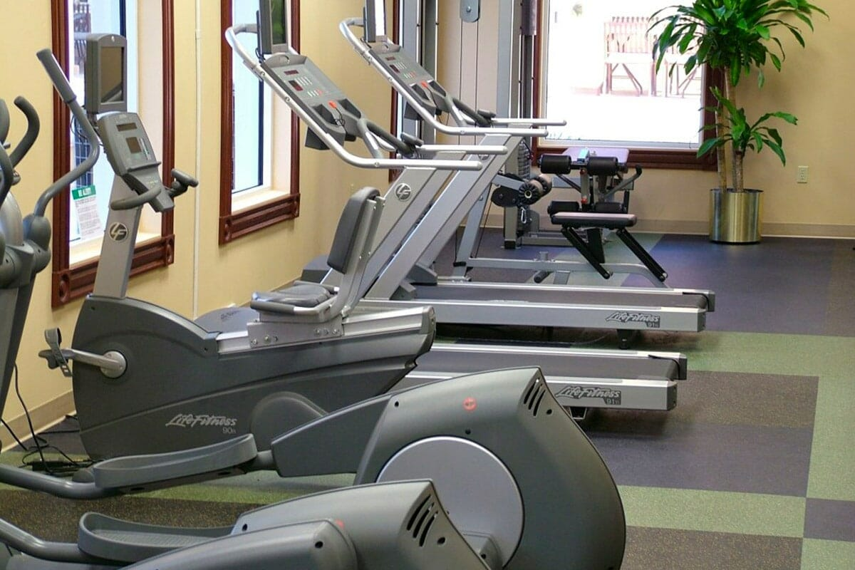 Regal Palm Resort Vacation Town Home Fitness 2