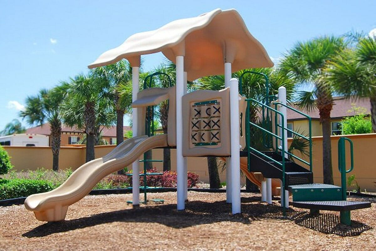 Regal Palm Resort Vacation Town Home Playgrounds