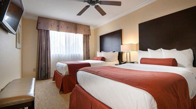 Saratoga Resort Villas Orlando Hotels 2 BR 2