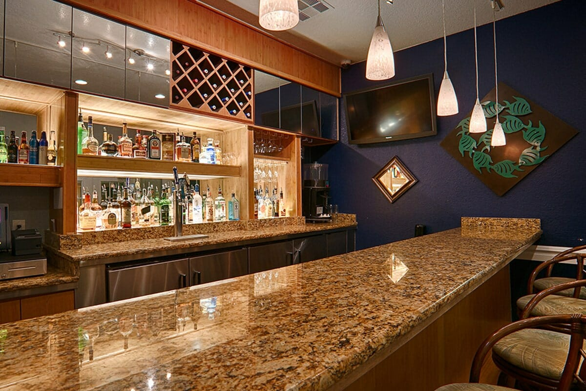 Saratoga Resort Villas Orlando Hotels Bar