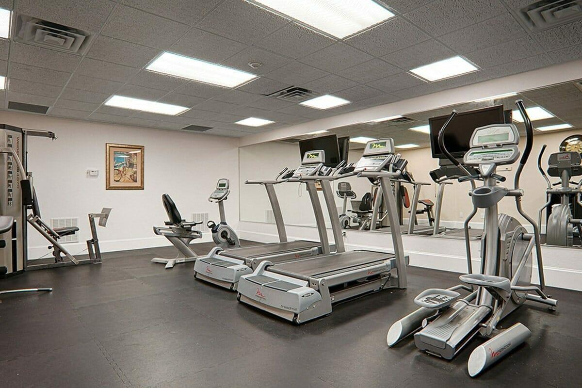 Saratoga Resort Villas Orlando Hotels Fitness