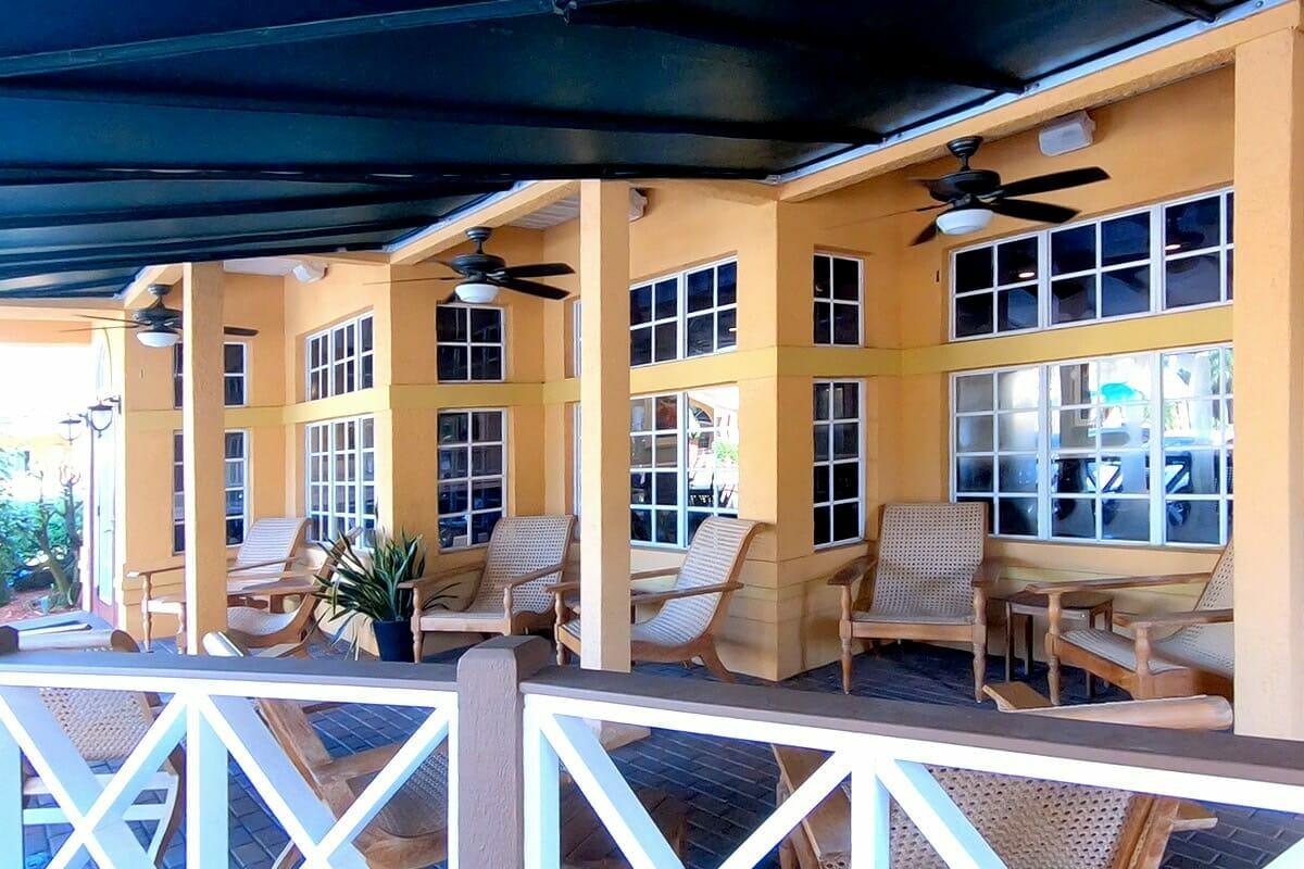 Saratoga Resort Villas Orlando Hotels Lobby Front