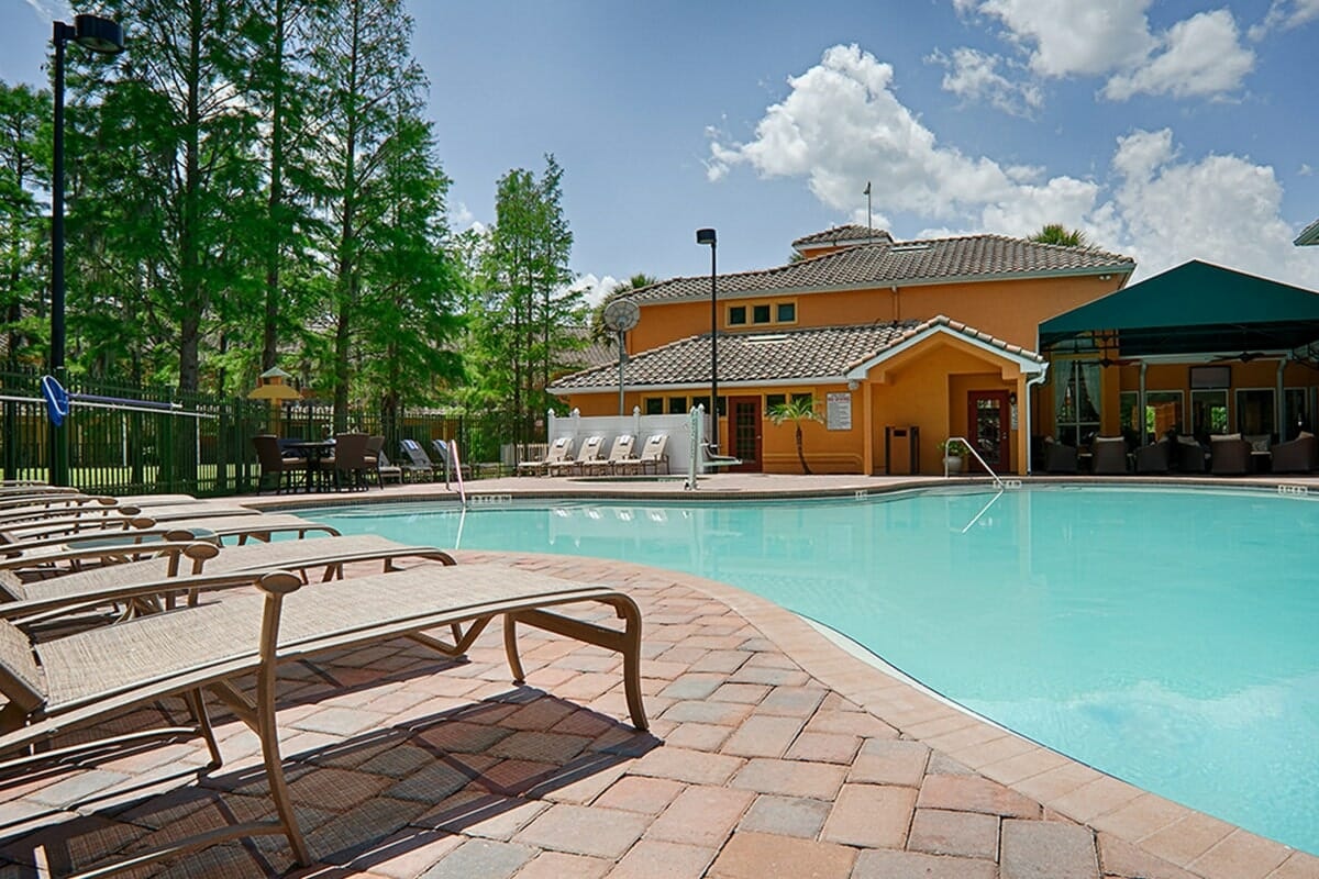 Saratoga Resort Villas Orlando Hotels Pool 1
