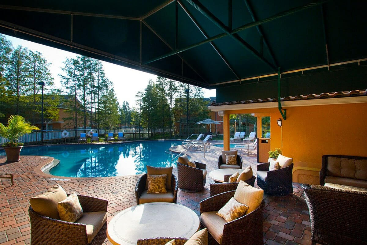 Saratoga Resort Villas Orlando Hotels Pool 2