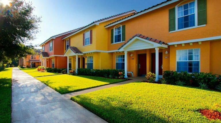 Saratoga Resort Villas Orlando Hotels Rooms front