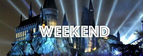 Short Weekend Getaway Universal Studios Package