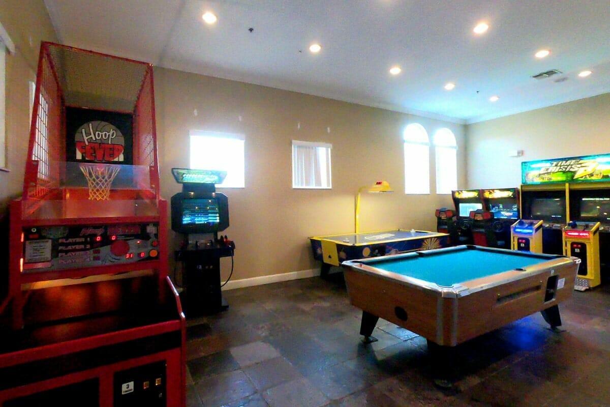 Terra Verde Resort Vacation Home Community Game Room_