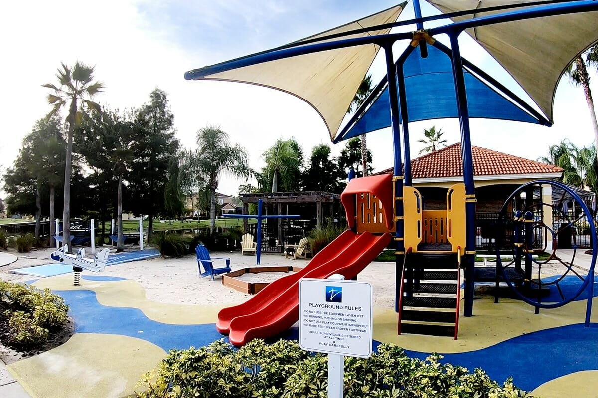 Terra Verde Resort Vacation Home Playground