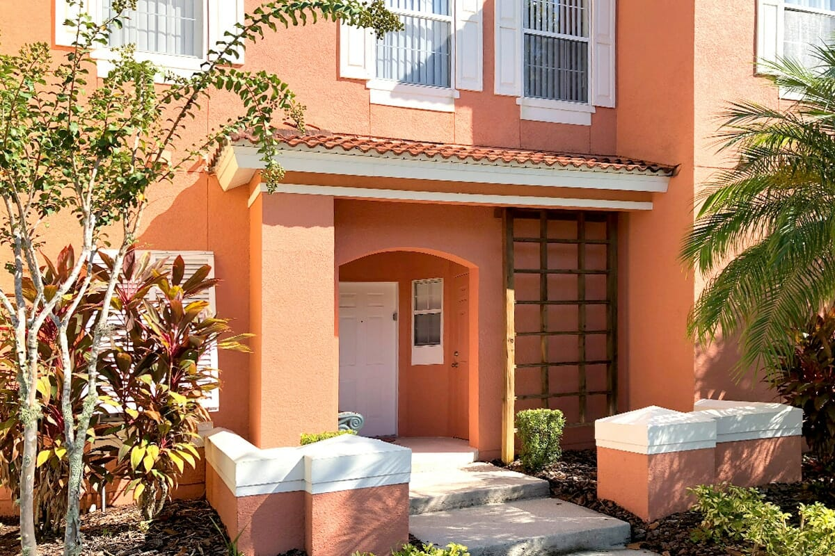 Terra Verde Resort Vacation Town Home Flager Front view
