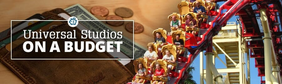 Universal Studios Orlando on a Budget