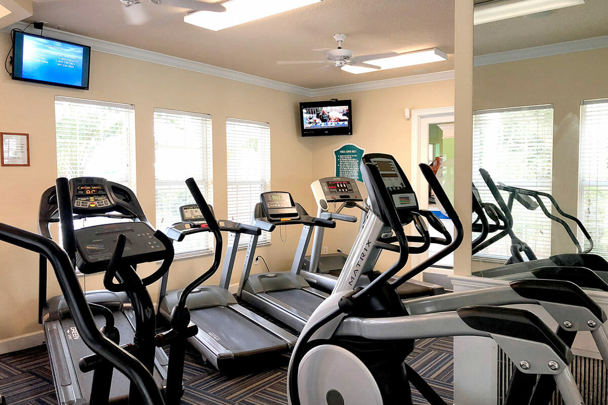 Windsor Palm Resort Vacation Home Fitness