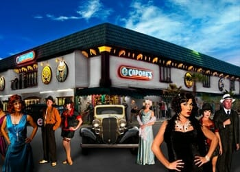 Capone's Dinner & Show - Dinner Shows