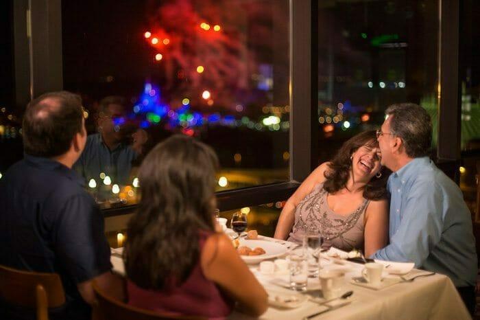 Date night at disney world