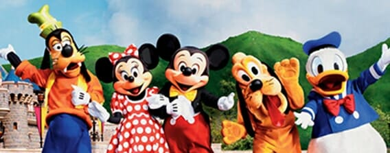 5 Day Disney World Packages