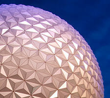 Visit Epcot on business trip