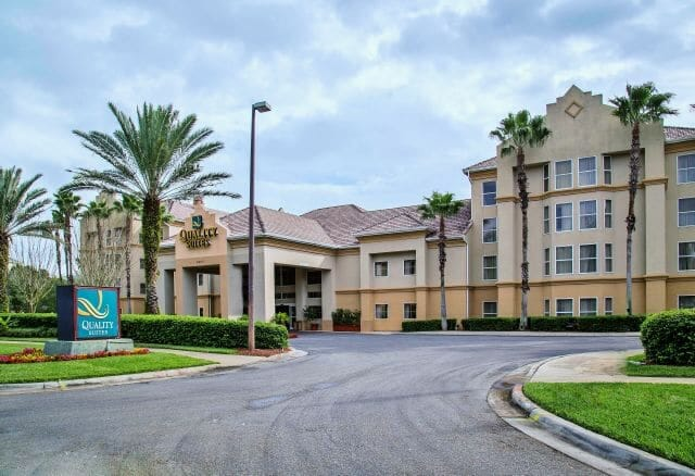 LP1 Quality Suites Lake Buena Vista - Best Orlando Hotel Deals