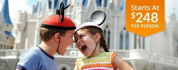 Kindermoon Disney World Package