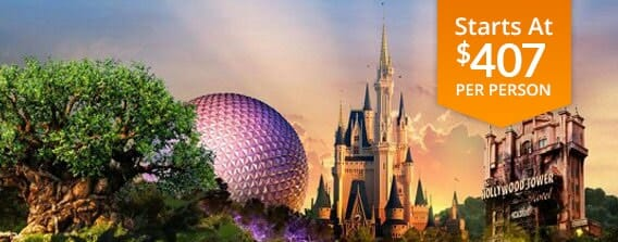 Disney Hotel And Park Packages Orlando