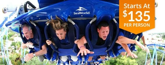 Seaworld Package Special - OrlandoVacation