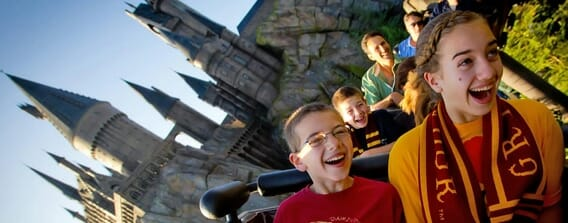 Book your 3 Day Harry Potter Universal Studios Vacation Packages