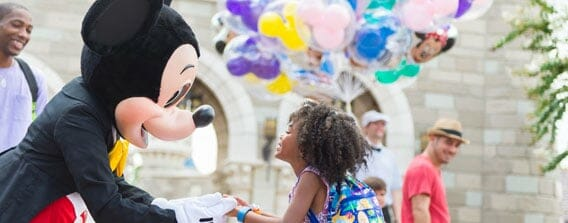 4 day Walt Disney World vacation package