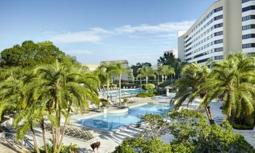 Hilton Orlando Lake Buena Vista - Best Orlando Hotel Deals