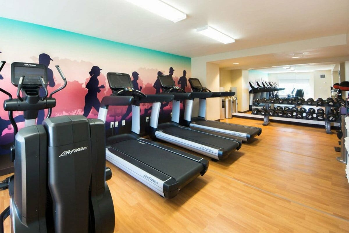 Hyatt Place Lake Buena Vista Orlando Hotel Fitness