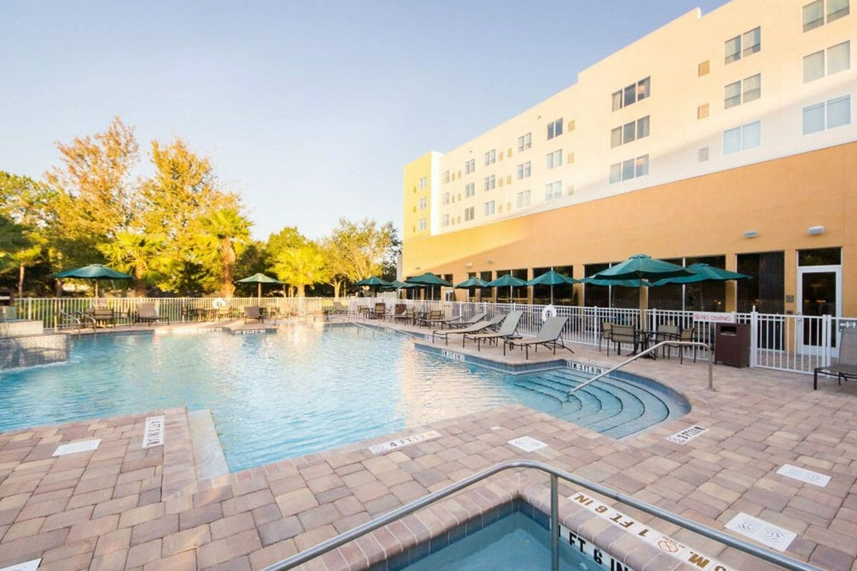 Hyatt Place Lake Buena Vista Orlando Hotel Pool 2