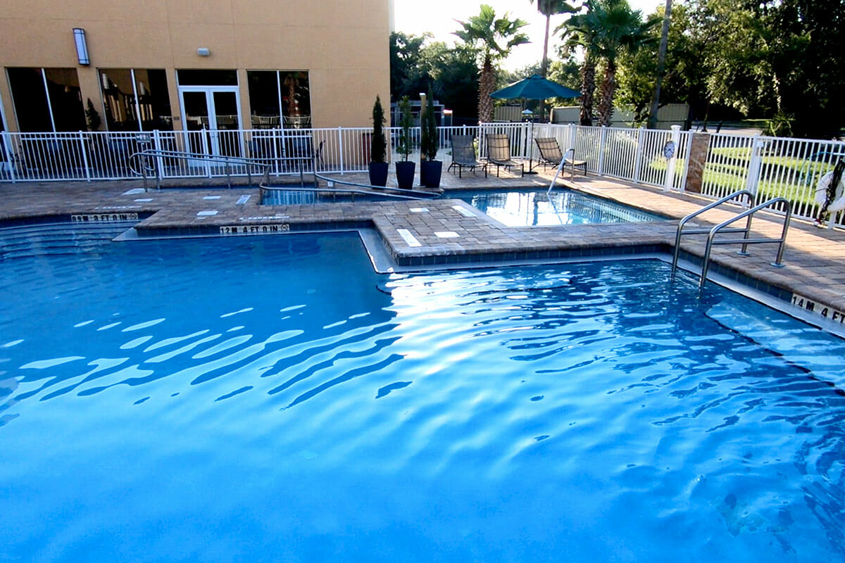 Hyatt Place Lake Buena Vista Orlando Hotel Pool 4