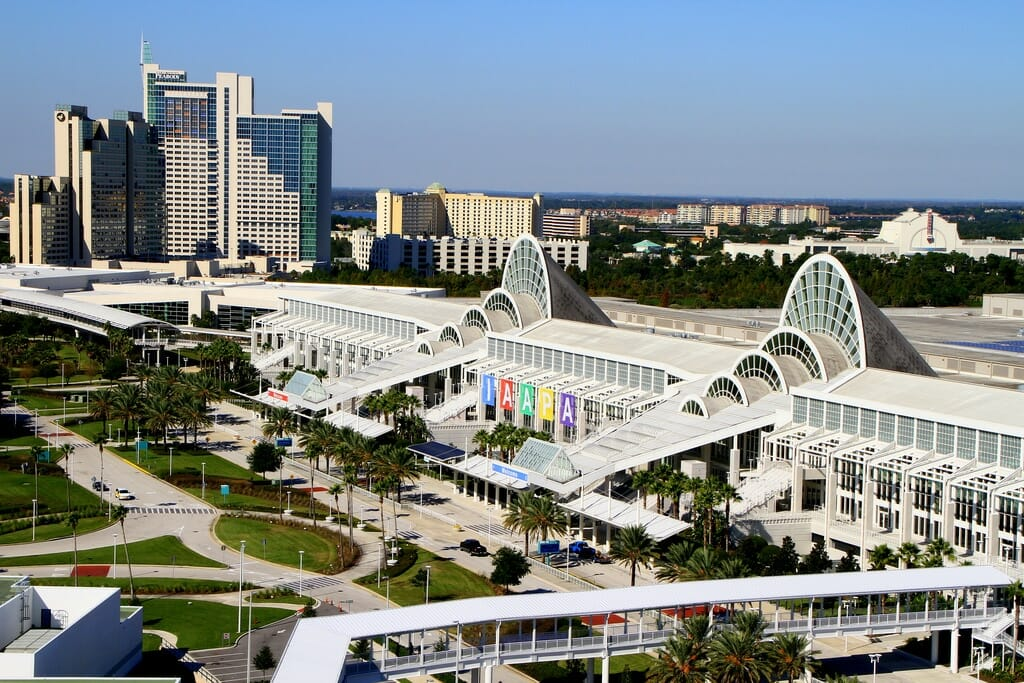 Convention Center - Orlando Florida