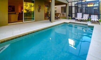 Orlando Vacation Home Rentals - Pool