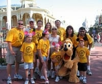 Orlando family reunion trips