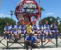 dance and sports teams orlando trips