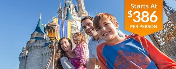 Three Day Disney World Package