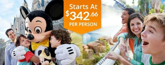 Three Day Land and Sea Orlando Vacation Package