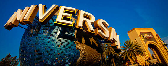 Universal Studios Orlando 3 day vacation package