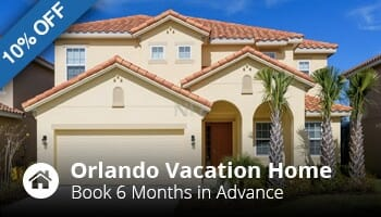 10 percent discount - Orlando Vacation Homes